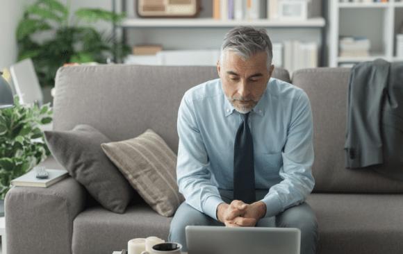 Delo od doma in varstvo podatkov
