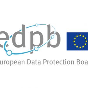 Evropski odbor za varstvo podatkov je izdelal grafiko za prenos podatkov